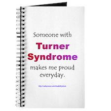 """Turner Syndrome Pride"" Journal"