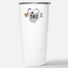 EAA 582 logo Travel Mug