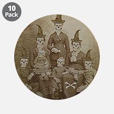 Victorian Skeleton Family Goth Dark Altered Art 3.