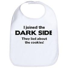 I Joined The Dark Side Bib