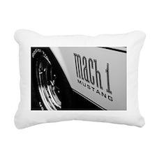 American Muscle Rectangular Canvas Pillow
