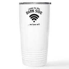 Come To The Dark Side Travel Mug