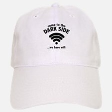 Come To The Dark Side Baseball Baseball Cap