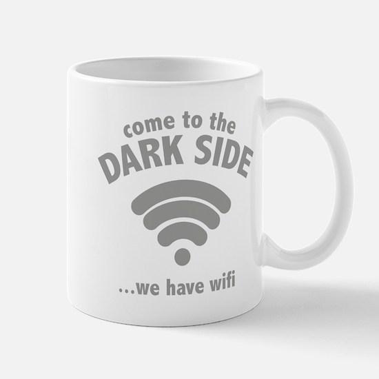 Come To The Dark Side Mug