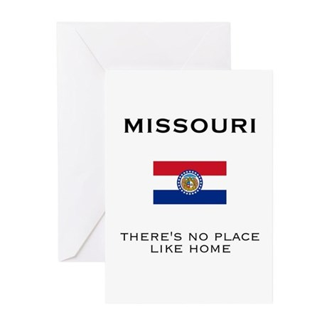 Missouri Greeting Cards (Pk of 10)