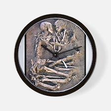 Necromance Skeleton Romance Goth Dark Art Wall Clo