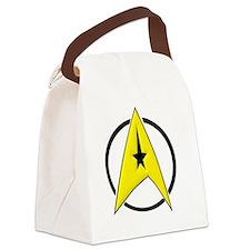 Star Trek Com Canvas Lunch Bag