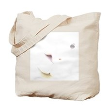 white-out Tote Bag