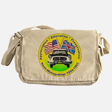 GBAM Appreciation logo Messenger Bag