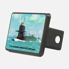 troosevelt large poster Hitch Cover