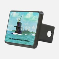 troosevelt greeting card Hitch Cover