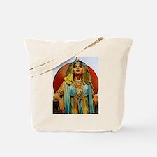 Cleopatra Flapper Art Deco Glamorous Pin Up Tote B