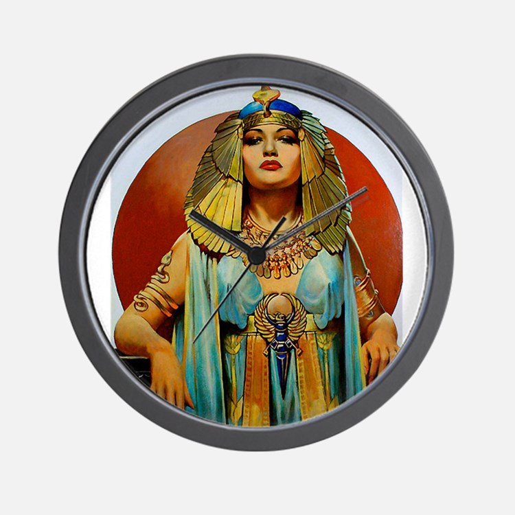 Cleopatra Flapper Art Deco Glamorous Pin Up Wall C
