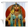 Cleopatra Flapper Art Deco Glamorous Pin Up Shower