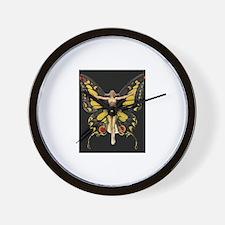 Art Deco Butterfly Flapper Jazz Age 1920s Wall Clo