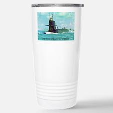 troosevelt sticker Travel Mug