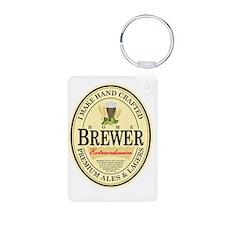 Home Brewer Keychains