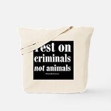testcriminals_blsq Tote Bag