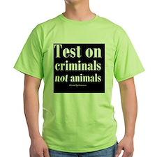 testcriminals_blsq T-Shirt