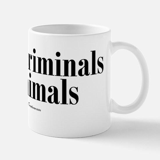 testcriminals Mug