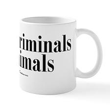 testcriminals_red Mug