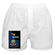 IDstateFlagILYbbt Boxer Shorts