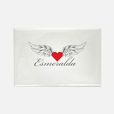 Angel Wings Esmeralda Magnets