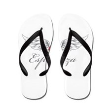 Angel Wings Esperanza Flip Flops