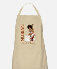 Nubian Warrior Queen2 Apron