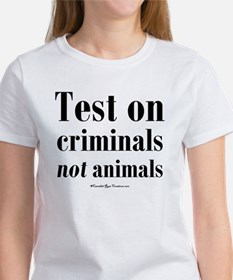 testcriminals_sq Women's T-Shirt