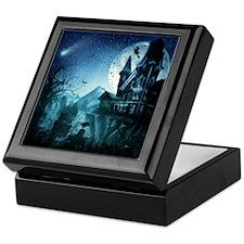 Haunted Mansion Keepsake Box