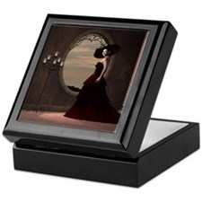 Nobel Lady Keepsake Box
