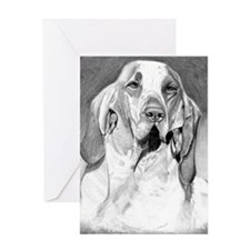 Bracco Italiano Greeting Cards