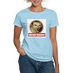 Labrador Retriever Women's Pink T-Shirt