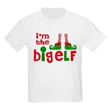 Big Elf Christmas T-Shirt