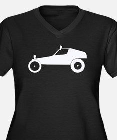 Vintage RC Buggy Plus Size T-Shirt