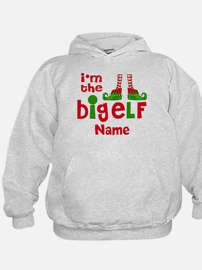 Big Elf Christmas Personalized Hoodie