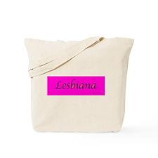lesbiana  Tote Bag
