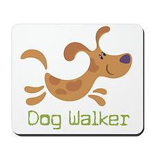DogWalker Mousepad