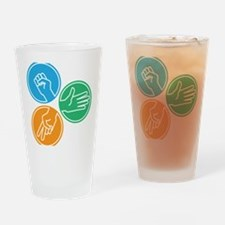 JoustColor Drinking Glass