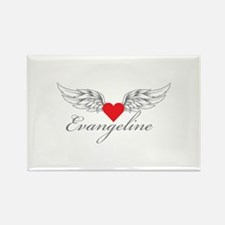 Angel Wings Evangeline Magnets