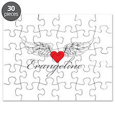 Angel Wings Evangeline Puzzle