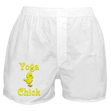 Yoga Chick Boxer Shorts