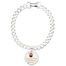 ionlycrywhenstupidpeople Bracelet