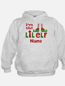Little Elf Christmas Hoodie