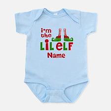 Little Elf Christmas Body Suit