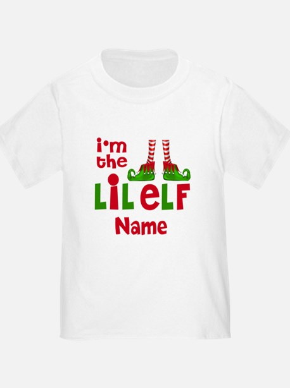 Little Elf Christmas T-Shirt