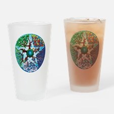 2-20061229-pentacle-seasons Drinking Glass
