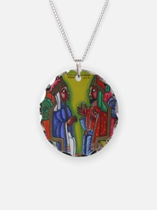Ethiopian orthodox Queen of  Necklace