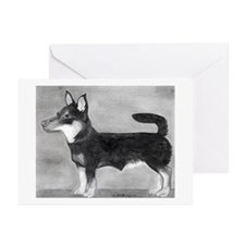 Lancashire Heeler Greeting Cards